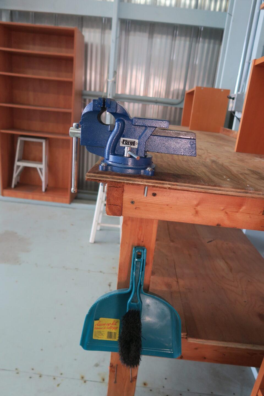 2008 50′ Steel Boathouse